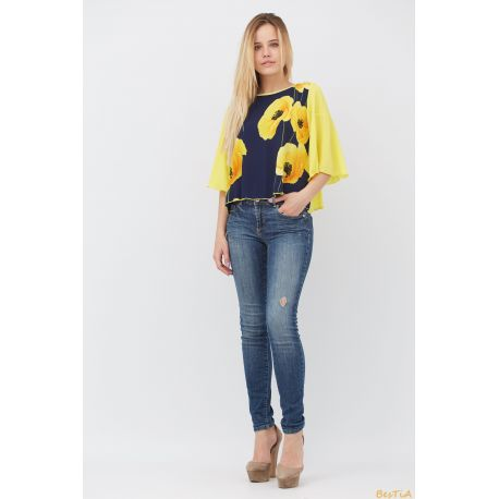 Блуза ТiA-13643/1